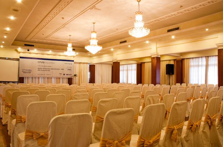 Lotus Hall
