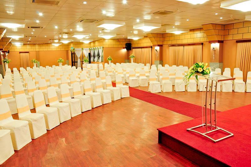 Queen Hall